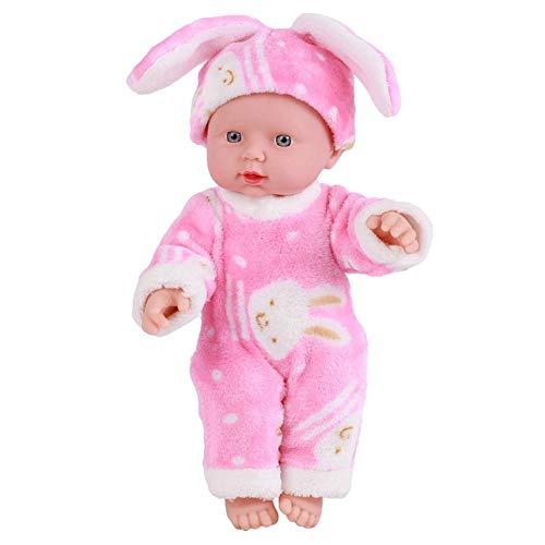 bkb Navy Trellis Cozy Doll Blanket Baby Doll