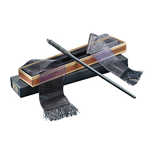 The Noble Collection Harry Potter Profesor Snape Wand en la Caja de Ollivander