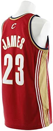Mitchell & Ness Leborn James Cleveland Cavaliers Throwback Swingman Jersey