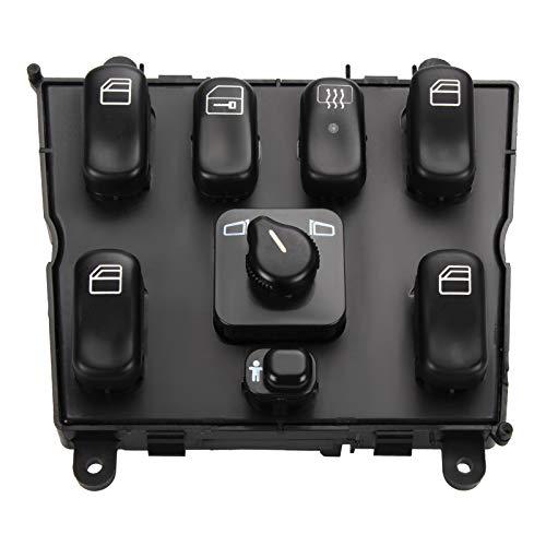 FLYN Elektrische Fenster Schalter Fensterheber Schaltelement für ML AMG Klasse W163 1638206610