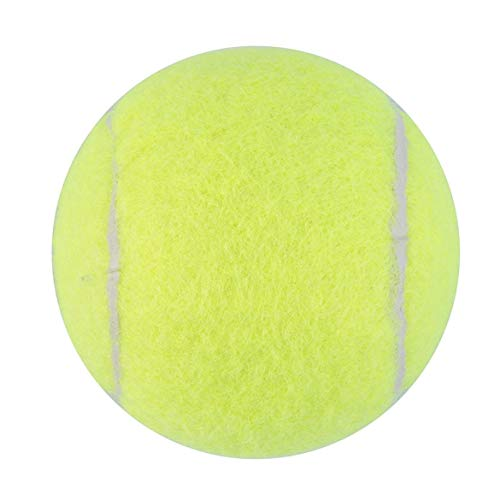Green Tennis Balls Sportturnier Outdoor Fun Cricket Beach Dog Ideal für Beach Cricket Tennis Practice Langlebig Johnsosen