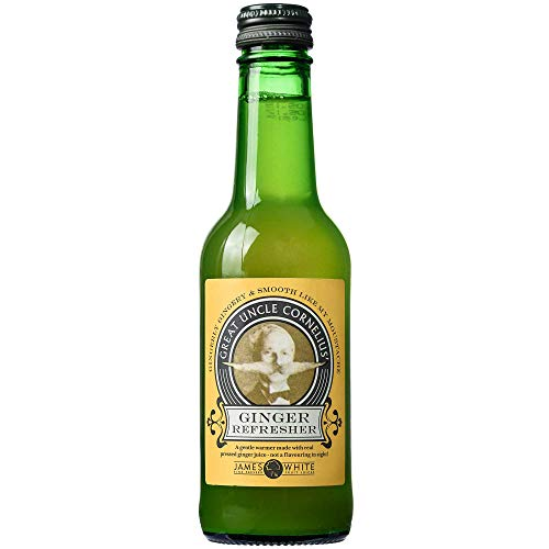 Great Uncle Cornelius' Ginger Beer Refresher - 24x25cl
