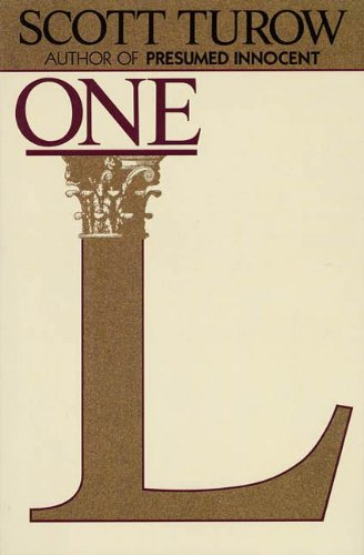 One L: The Turbulent True Story of a First Year at Harvard Law School (English Edition)