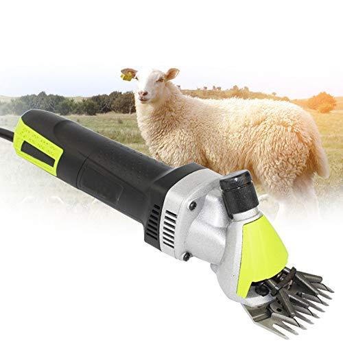 BJYX Maquina De Esquiladora Esquilar Eléctrica para Cuidado del Cabello Ovejas 690W Esquiladora Trasquilar
