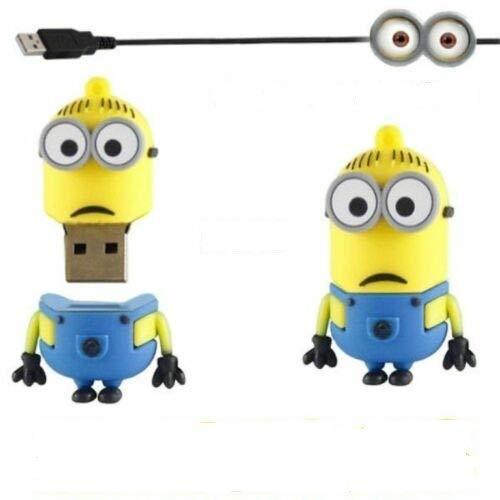 CHIAVETTA USB 2.0 PEN DRIVE 16 GB PERSONAGGIO BOB NUOVA