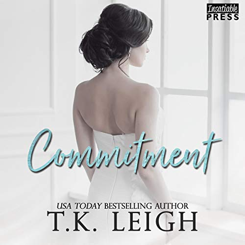 Commitment: A Second Chance Romance cover art