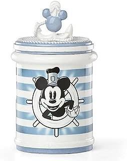 Lenox Anchors Away Mickey Mouse Treat Jar