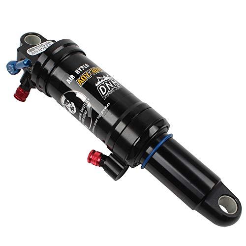 Ocamo Fahrrad zubehör,Mountainbike Stoßdämpfer 165/190 / 200mm Fahrradzubehör AOY36RC 190 × 50 mm