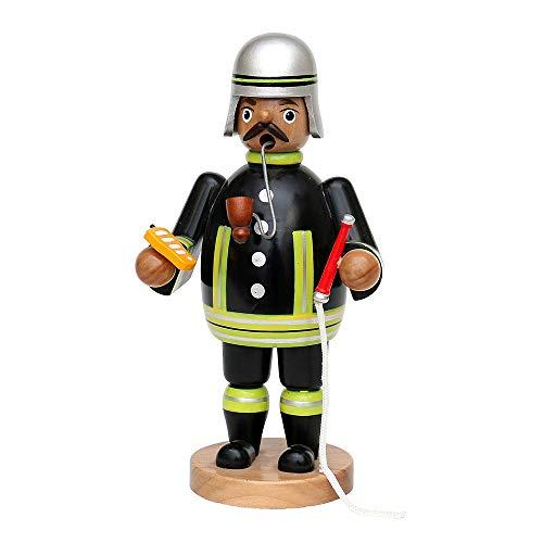 Dekohelden24 Räuchermann als Feuerwehrmann, ca.20 cm