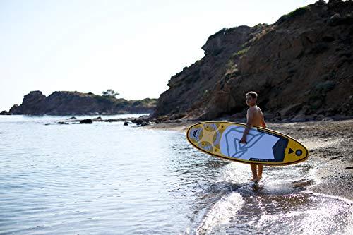 Aqua Marina Unisex Paddle Board für Jugendliche, bunt, 244 x 71 x 10 cm - 7