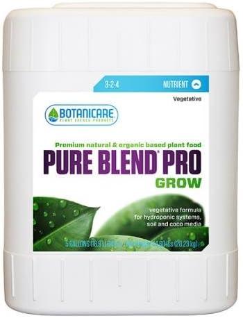 Botanicare Pure Blend Pro Grow 5 Gallon product image