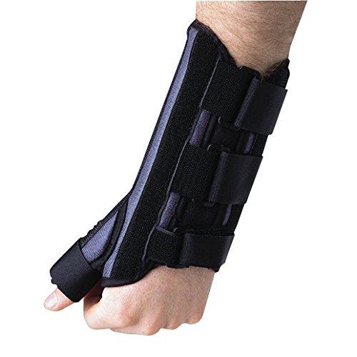 Breg Wrist Cock-Up Splint W Sales Spasm price Thumb M Part #10293 Spica Left