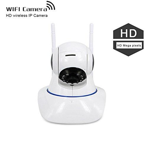 DongAshley Sistemas De Seguridad para El Hogar Cámara Inalámbrica Video De Alarma Cámara De Seguridad Mando A Distancia del Teléfono Móvil Inversión De Imagen Vision Nocturna