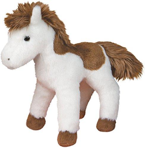 Cudddle Toys 4047 Arrow Head PAINT HORSE paard bruin/wit knuffeldier pluche speelgoed