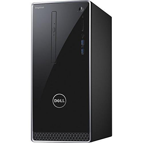 2016 Newest Dell Inspiron i3650 Flagship High Performance Desktop PC, Intel Core i5-6400 Quad-Core Processor up to 3.3GHz, 12GB RAM, 1TB HDD, DVD+/-RW, WiFi, HDMI, Bluetooth,VGA, Windows 10