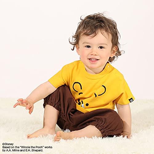 BABYDOLL(ベビードール)ディズニー かぼちゃパンツセット 5163B F(70-80) プー