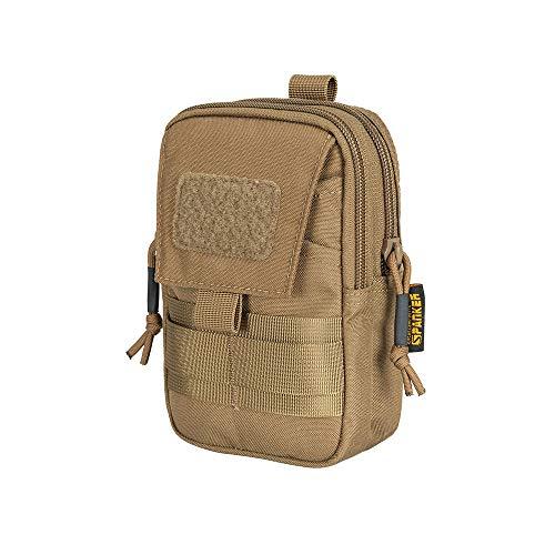 EXCELLENT ELITE SPANKER Tactical Molle EDC Pouch Nylon Belt Waist Bag...