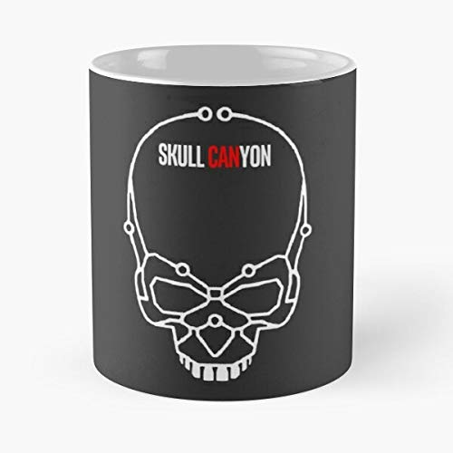 Intel Skull Canyon Nuc 5 Classic Mug - Funny Gift Coffee Tea Cup White 11 Oz The Best Gift For Holidays