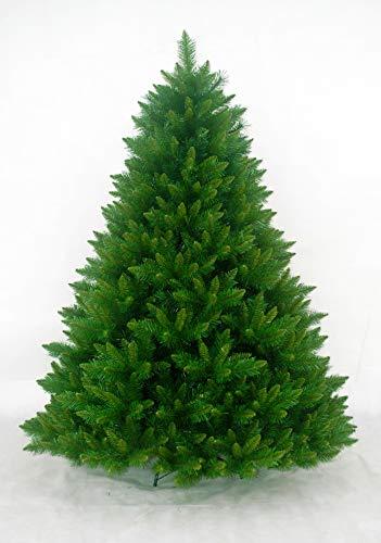 Casal Sud Albero di Natale Folto Abete Realistico Lusso, Montaggio Facile, Verde (240cm (1556 Rami))
