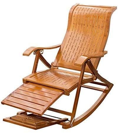 Muebles de jardín sillas mecedoras sillón reclinable sillas de jardín ingravidez,Brown