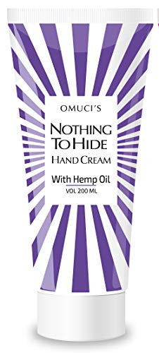 La crème pour les mains avec de l'huile de chanvre. Adapté pour les végétaliens, avec des ingrédients 100% naturels. Pour l'hydratation de vos mains, coudes, genoux, talons et autres zones rugueuses.