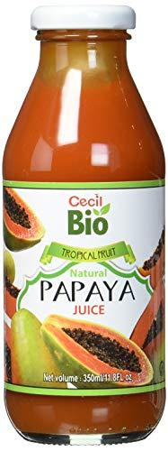 Cecil Bio Natürlich-Papayasaft, 350ml (4er-Pack)