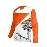 Uglyfrog Fashion Long Sleeve Cycling Clothing Mens Rage MTB/Downhill Jersey...