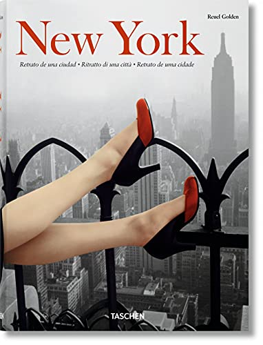 New York. Portrait of a City (Multilingual Edition)