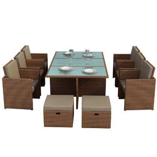 Jet-line Muebles de Jardin Bali 175 x 115 x 74 cm