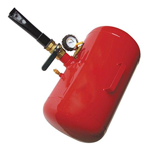 CALDERÍN inflador de NEUMÁTICOS tanque 19L Litros talonador talonador instantáneo RZ TOOLS