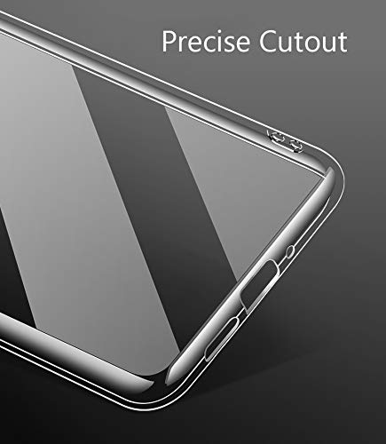 Beautyhouse Clear Transparent Slim Soft TPU Shockproof Case Coque Protective Cover for Huawei P30 Pro-Anime Fairy-Tail 7
