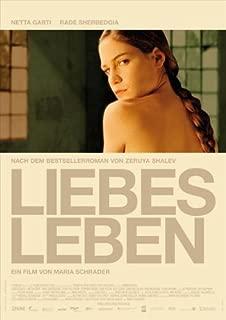 Love Life Movie Poster (27 x 40 Inches - 69cm x 102cm) (2008) German Style B -(Neta Garty)(Rade Serbedzija)(Tovah Feldshuh)(Stephen Singer)(Ishai Golan)(Aryeh Moskona)