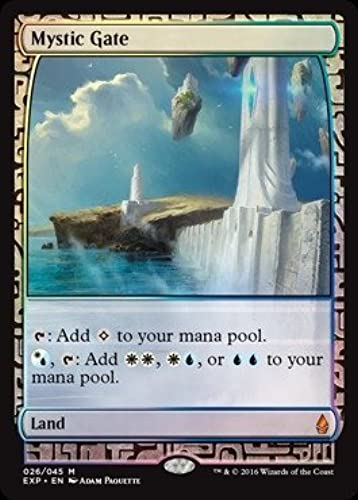 Magic  the Gathering - Mystic Gate - Expedition Lands - Foil by Magic  the Gathering
