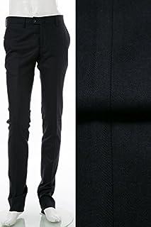 (ピーティーゼロウーノ) PT01 パンツ スラックス ダークネイビー メンズ (RIDF01 KI03) 【並行輸入品】