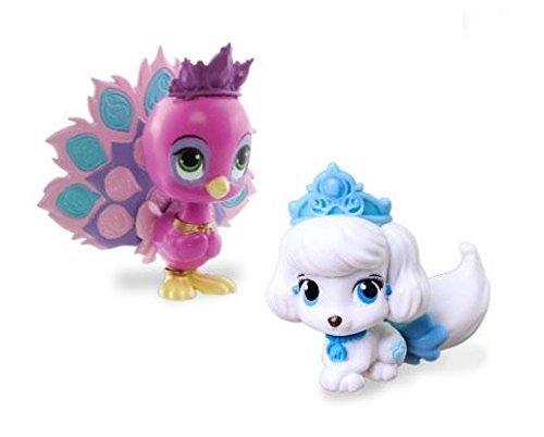 Disney Princess Palace Pets Minis - Rapunzel's Sundrop & Cinderella's Pumpkin