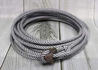 39 Ft. Charro SOGA Reata Florear Western Nylon Trick Rope