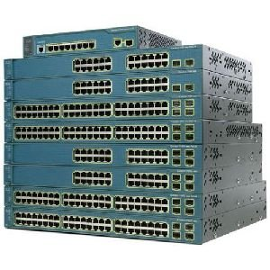 Cisco Catalyst 3560 48-Port Multi-Layer Ethernet Switch with PoE (WS-C3560G-48PSS-RF) -