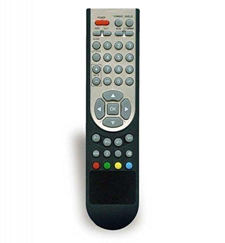 Ersatz Fernbedienung für Humax PR-HD 1000 S/C HDTV Receiver wie RS636