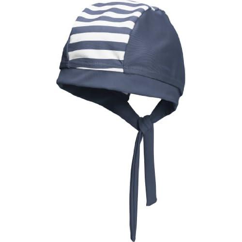 Playshoes UV-Schutz Kopftuch Maritim Berretto, Blu (Blau (900 Original), 51- DE Bimbo