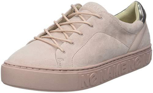 Unbekannt No Name Damen Blaze Goat Suede Sneaker, Pink L Pink Sole L Pink 02, 39 EU