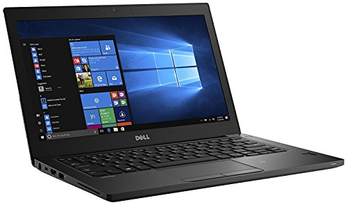 Dell Latitude 12 7000 7280 Notebook: Intel Core i5-6300U | 256GB SSD | 8GB DDR4 | 12.5' (1366x768) | Backlit Keyboard | Warranty till 2020 - Windows 10 Pro (Certified Refurbished)