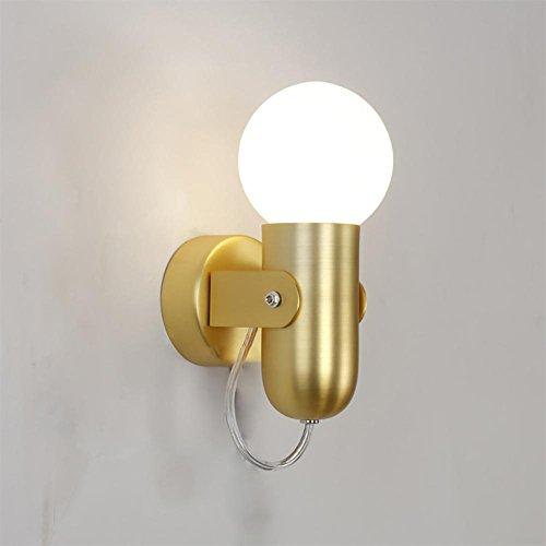 Moderne Eetkamer Woonkamer TV Wall Bar Raam Aisle Licht Staal Wandlamp Slaapkamer Nachtlampje