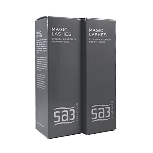 SA3 Magic Lashes Wimpernserum, 2er Pack (2x4ml)