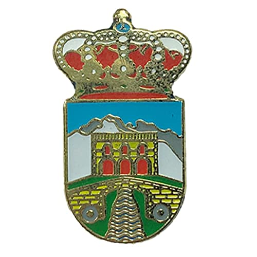 ALFARNATE Large National products discharge sale SHIELD PIN MALAGA -