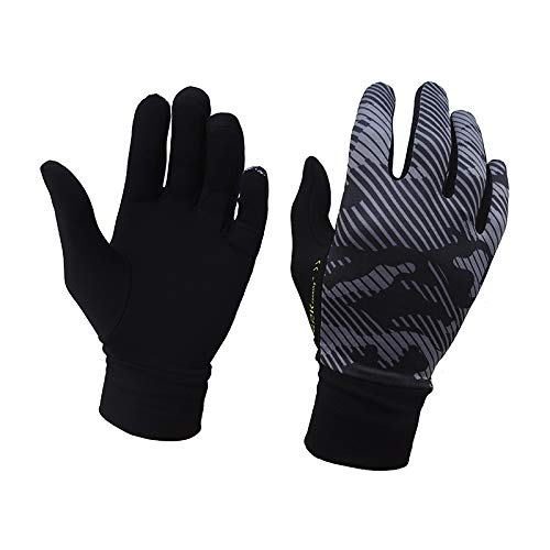 42K Running - Guante Técnicos Deportivos Protección 42k Premium Gloves S/M