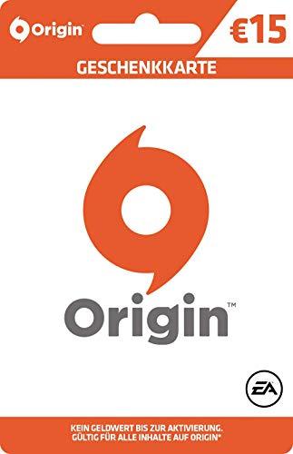 Origin | Geschenkkarte - €15 | PC/Mac Code - Origin
