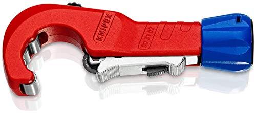 KNIPEX TubiX Rohrabschneider (180 mm) 90 31 02 BK (Produkt auf SB-Karte/im Blister)