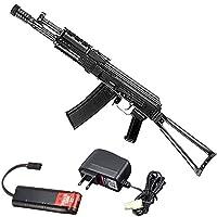 【90日安心保証付】【3点セット】東京マルイ 次世代電動ガン AK102+(バッテリー)+(充電器) 18歳以上用