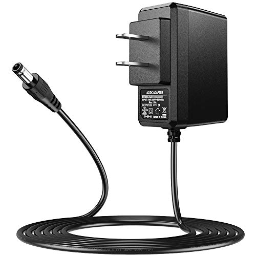 SoulBay 6V AC Power Adapter for ProForm Elliptical Trainer Bike 290 585 ZR3 400LE XP 400r 440 490 600 CSX 210 215 234 235 Crosstrainer Regulated Replacement Power Cord, UL Listed