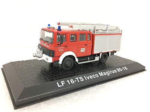 IXO/ALTAYA/ATLAS LF 16-TS Iveco 90-16 Fertigmodell 1:72 Die-Cast Metall